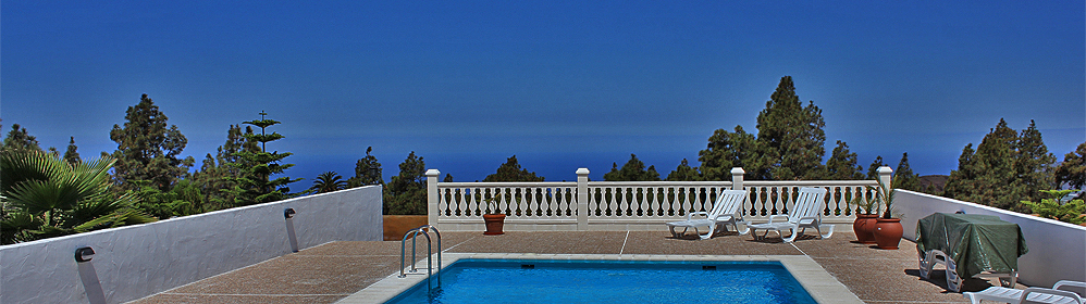 Cerca Roja - Ferienhaus mit Pool und Internet in San Nicolas | La Palma Travel