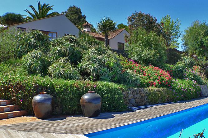 jardin y casa la verada la palma travel. Black Bedroom Furniture Sets. Home Design Ideas