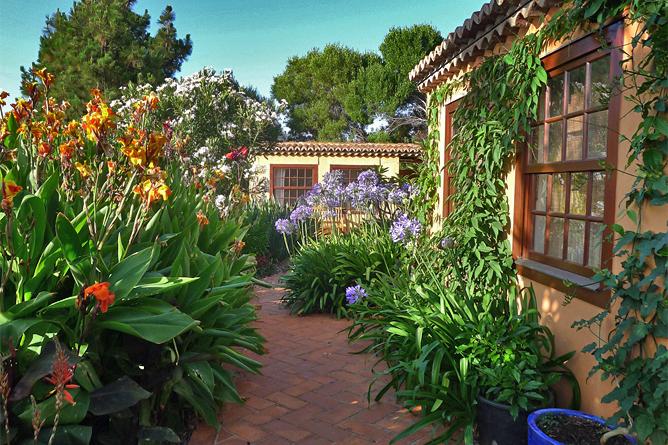 Jardin Y Casa De La Verada Puntagorda La Palma