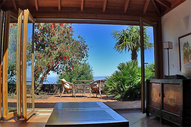 jardin y casa de la verada puntagorda la palma. Black Bedroom Furniture Sets. Home Design Ideas
