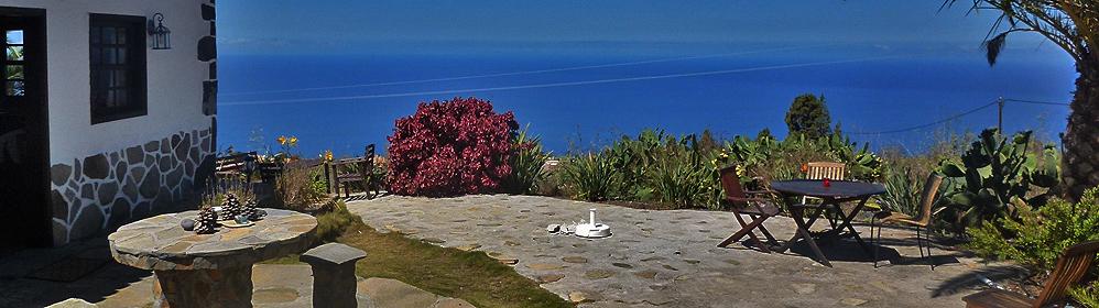 Los Geranios - günstige Ferienhäuser mit Pool und Internet, Tijarafe | La Palma Travel