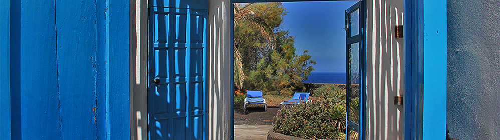 Strandhaus - Ferienhaus in Alleinlage, Westküste | La Palma Travel