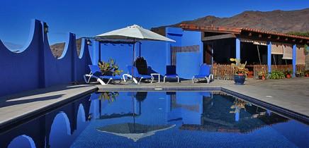 La Palma Urlaubsvilla mit Pool - Luxus pur!