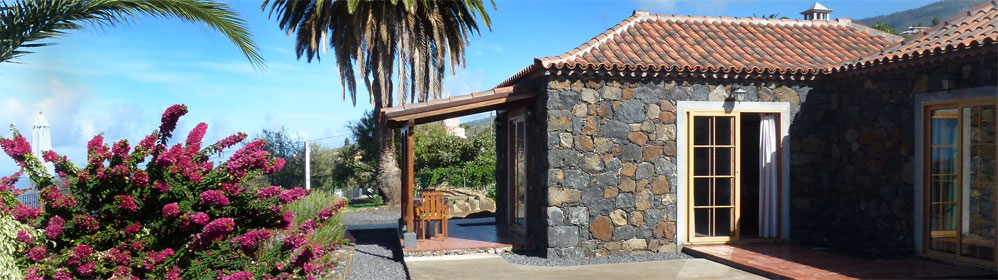 Campana Nueva - Holiday House with Swimming Pool, La Punta | La Palma Travel