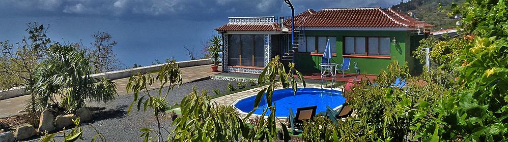Casa Lorena - Tijarafe - La Palma