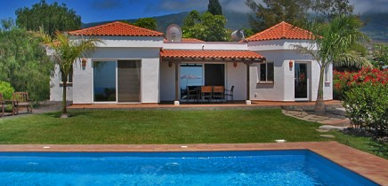 La Palma Ferienhaus mit Pool (privat)