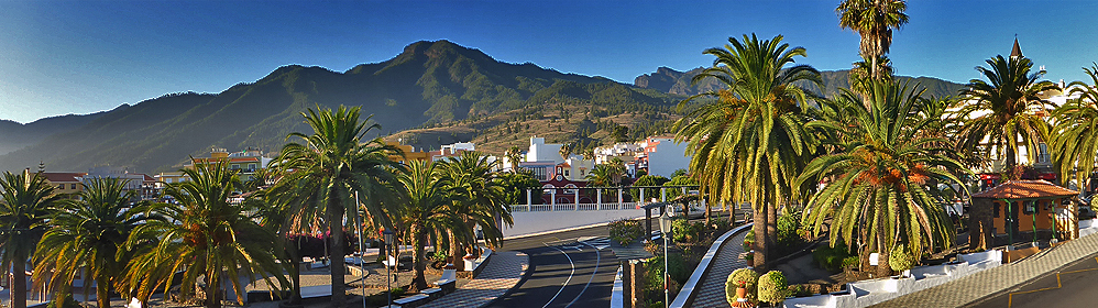 Touristeninformation - El Paso - La Palma Travel