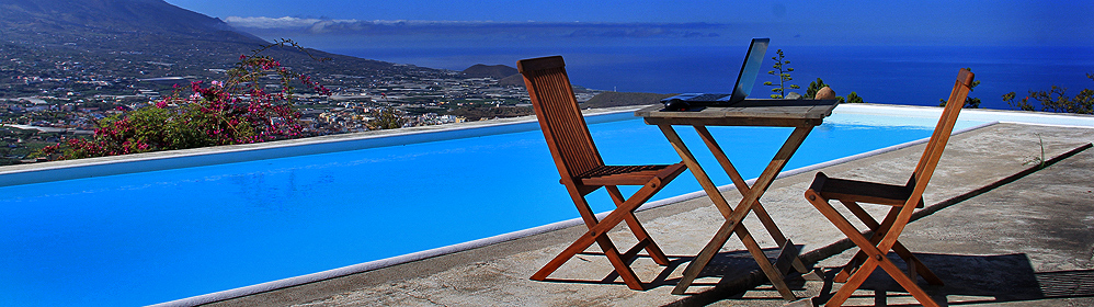 Accommodations with Internet - La Palma Travel