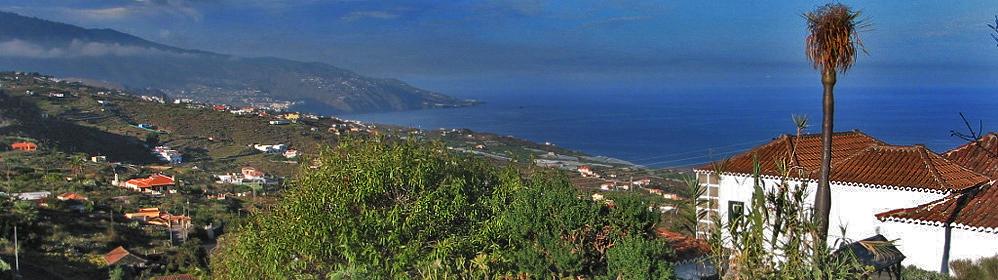 La Palma Villa de Mazo Ferienhaus Ferienwohnung Finca