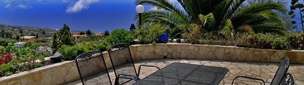 Vacation houses and apartments - Tijarafe - La Palma