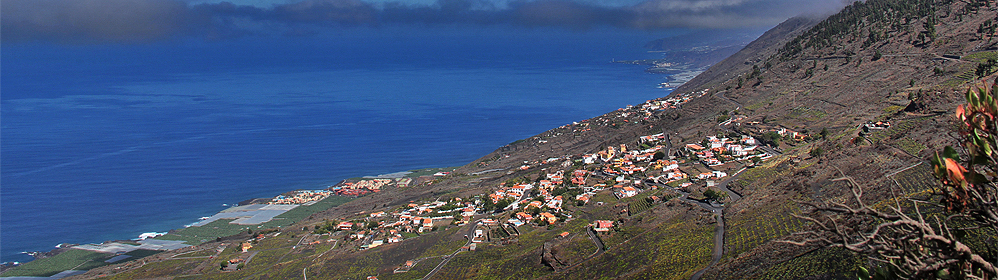 Ferienhaus, Ferienwohnung, Finca - Las Indias - La Palma