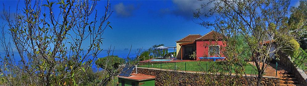 Villa Las Viñitas - La Palma Travel