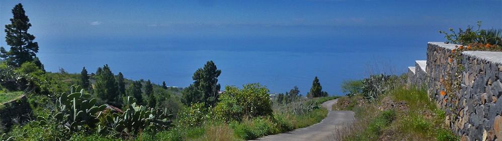Ferienhaus, Ferienwohnung, Finca - La Costa de Tijarafe - La Palma