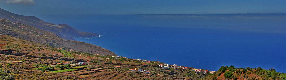 Nordosten La Palma mit Barlovento, San Andres, Puntallana