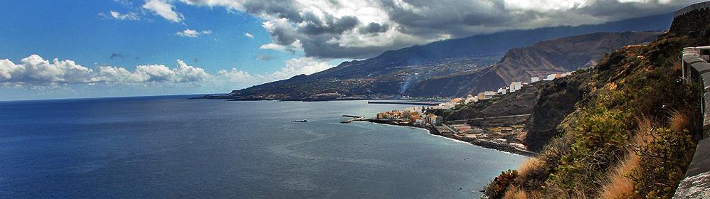 Der Osten von La Palma mit Santa Cruz, Breña Alta & Breña Baja