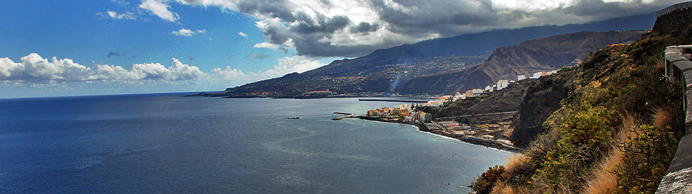 East La Palma: Santa Cruz, Breña Alta & Breña Baja