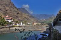 Puerto de Tazacorte Caldera de Taburiente - Kanaren Insel La Palma