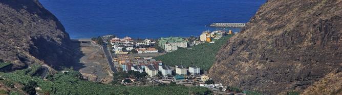 Puerto de Tazacorte Apartamentos mit Meerblick