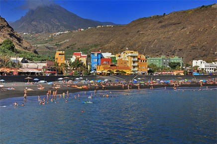 Ferienwohnung am Meer: Apartments in Tazacorte