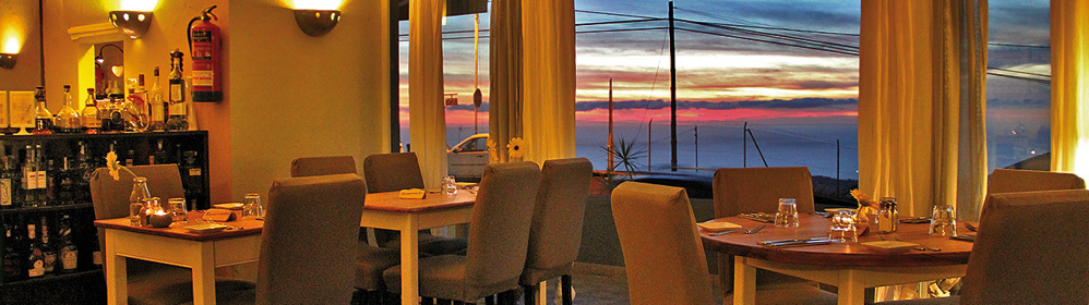 Restaurante Franchipani La Palma
