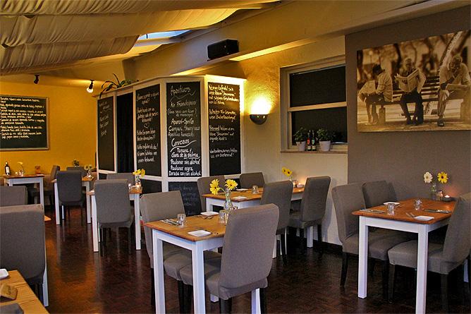 Restaurante Franchipani La Palma Tafel