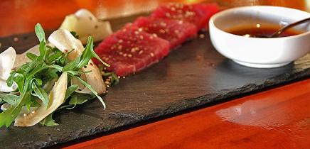 restaurante-franchipani-la-palma-thunfisch-sashimi