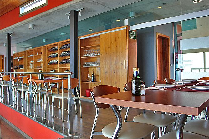 Restaurante La Muralla Mirador Aguatavar Tijarafe Palma