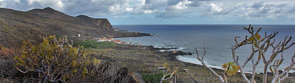 La Palma Salemera - Ferienhaus Ferienwohnung Finca