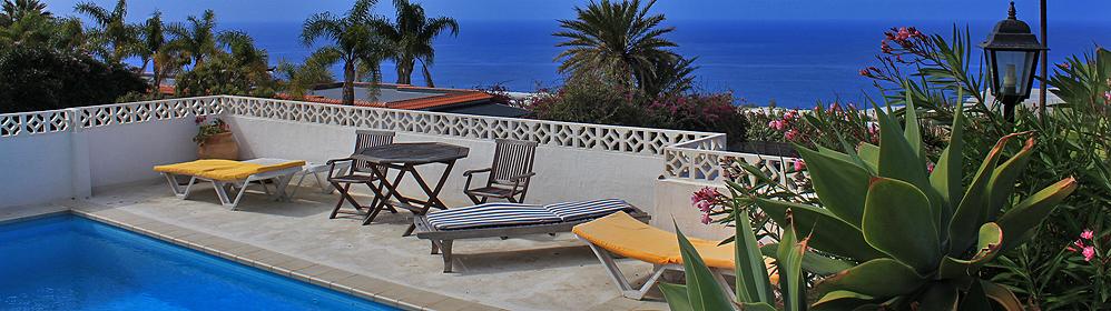 Casa Violeta - Ferienhaus mit Pool und Internet in Las Norias | La Palma Travel