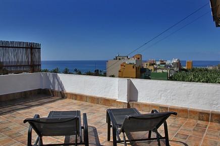 Ferienwohnung Villa de Tazacorte - La Palma Urlaub im Apartment