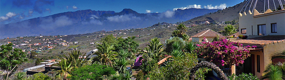 Vacation houses and apartments - Las Manchas - La Palma