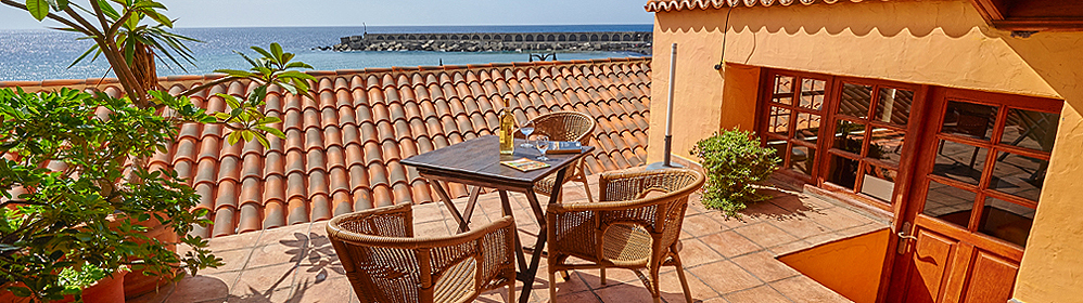 Piso Taberna - Apartment direkt am  Meer in Tazacorte | La Palma Travel