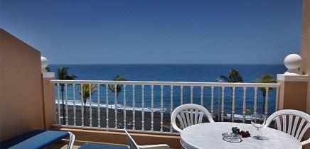 Meerblick Ferienwohnung in Puerto Naos