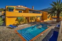 Ferienwohnungen mit Pool auf La Palma
