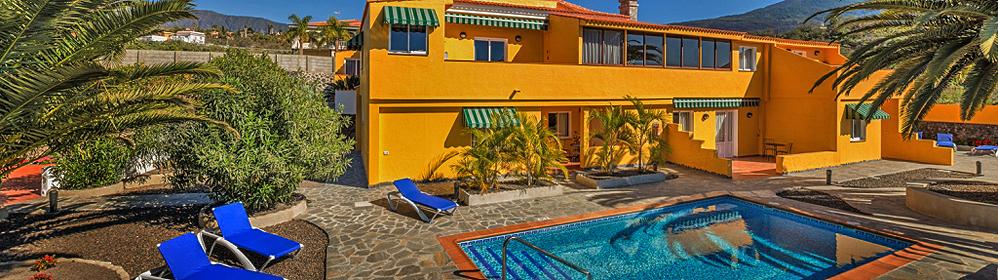 Villa Maria - La Palma Travel