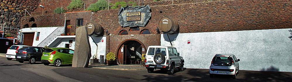 Restaurante Bodegon Tamanca San Nicolas La Palma