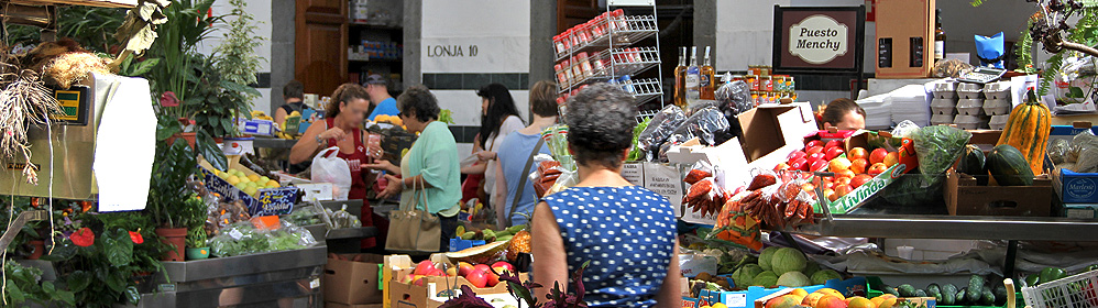 Market place Santa Cruz - La Palma Travel