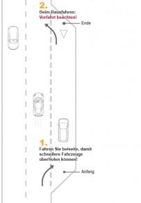 monta-la-palma-mietwagen-ausweichspur