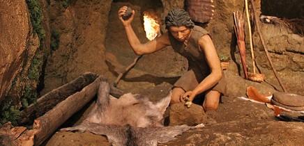 museo-arqueologico-los-llanos-la-palma-mab-museum-ureinwohner-guanche-benahoarita-36-mensch-fell