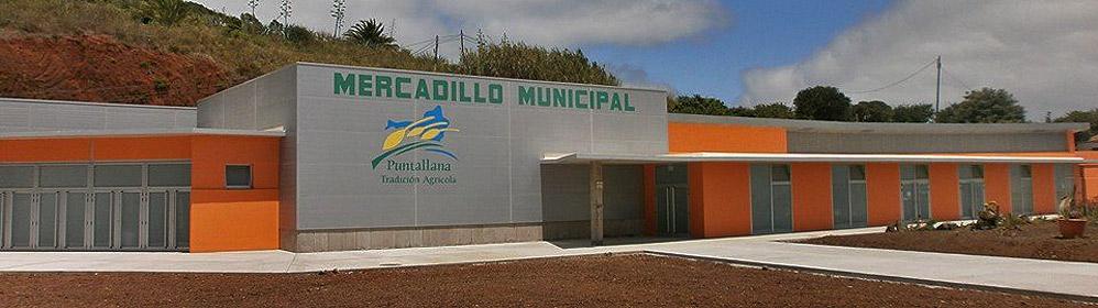 Erzeugermarkt von Puntallana - La Palma