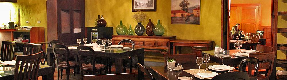 Restaurant El Rincon de Moraga - Los Llanos - La Palma