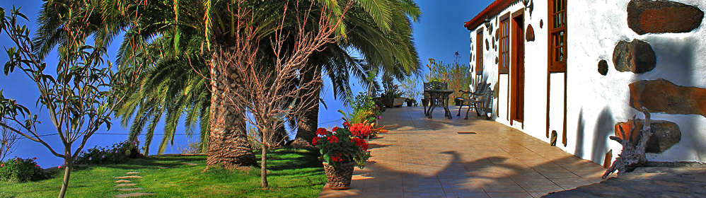 Vacation houses and apartments - Hermosilla - La Palma