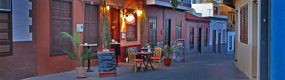 Restaurant Carpe Diem - Tazacorte - La Palma