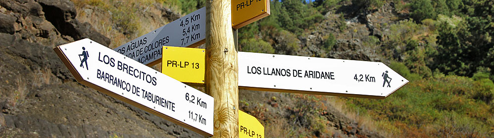 Hiking on La Palma, Canary Islands