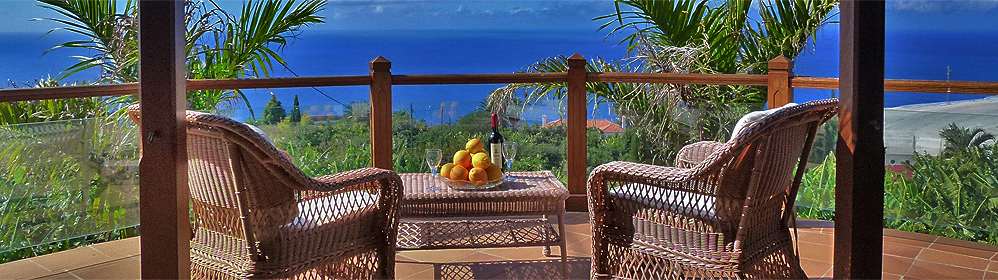 Vacation houses and apartments - Tijarafe La Punta - La Palma
