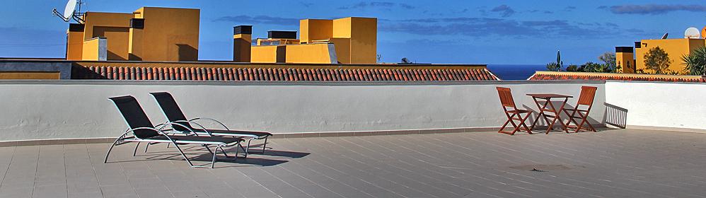 Balcon de Luz - Ferienwohnung mit riesiger Dachterrasse, Tazacorte | La Palma Travel