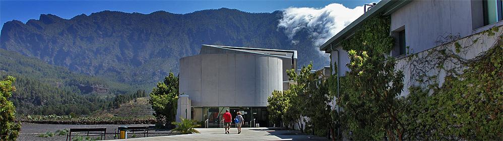 Centro de Visitantes Caldera de Taburiente - La Palma Travel