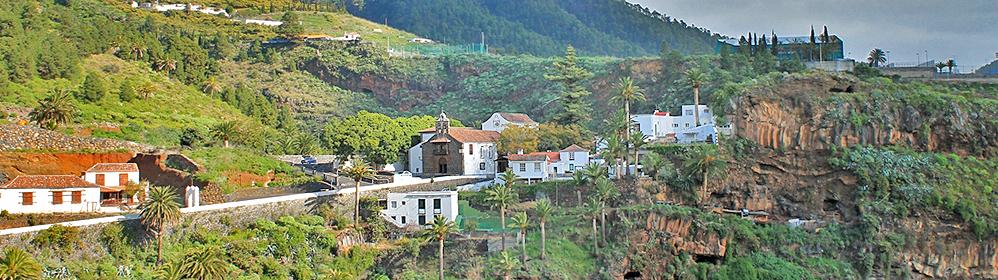 Prilgrimage Church with Patron Saints of the Island - La Palma