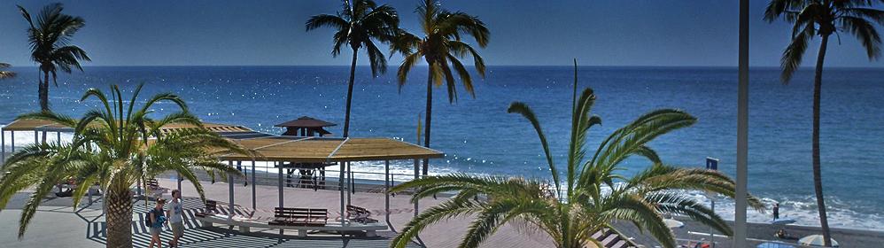 Apartamento Nisamar 1E - Ferienwohnung  am Meer | La Palma Travel