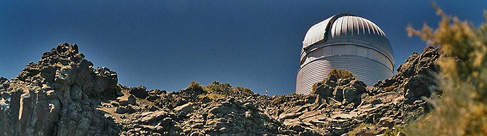 Observatorio del Roque de Los Muchachos (ORM) - La Palma Travel